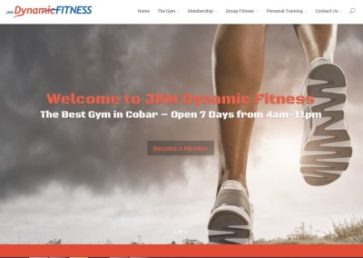 JKM Dynamic Fitness